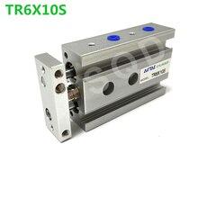 TR6X10S TR6X40S FSQD AIRTAC Twin-rod cylinder pneumatic components air tools TR series