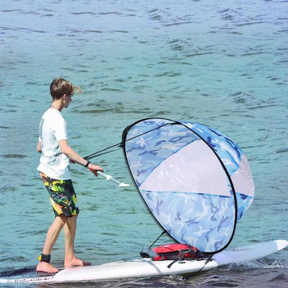 Kayak Boat Wind Sail Sup Paddle Board Sailing Canoe Rowing Boats Wind Window USP