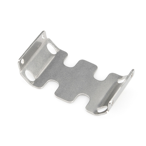 Image 5 - Stainless Steel Chassis Armor Guard Plate for Axial SCX24 90081 Skid Plate Guard Protector for Axial SCX24 90081 RC Model Car