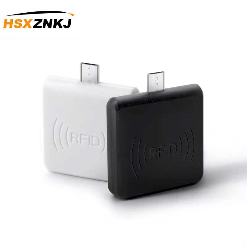 Mini Portable RFID 125KHZ Card Support Windows / Android USB Reader Free Shipping Phone OTG Reader