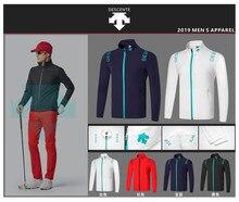 цена на Q 2019 men's sportswear golf jacket 4colors golf apparel S-XXL choose leisure golf clothing free shipping