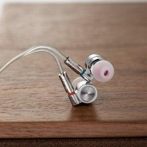 Image 5 - TINHiFi T4 Hifi Earphone No Mic TIN audio T4 With MMCX Cable Earphone(In stock)