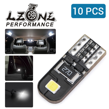 10pcs W5W Led T10 LED Canbus Bulb Car Interior Lights for BMW E46 E53 E90 E82 E60 X3 E83 E91 Touring X5 E70 X6 E71 E36 Coupe F25 image