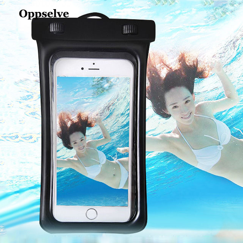 Oppselve Phone Case Bag Waterproof Pouch 6 For iPhone XR Xs Max X 8 7 6S Samsung Galaxy S9 S10