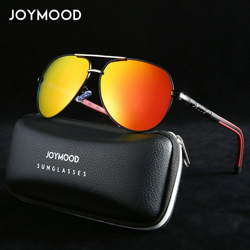 JOYMOOD Polarized Sunglasses Men Brand Designer Sun Glasses For Men 2020 Fashion Luxury Driving Glasses Mens Vintage Sunglass