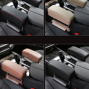Image 5 - Universele Auto Gemonteerd Armsteun Doos Centrale Doos Elleboog Ondersteuning Pad Car Center Console Armleuningen Voor Auto Seat Gap Opbergdozen a30