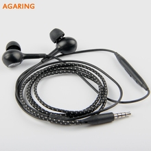 Agaring Originele In Ear Headset Voor Lg V20 H990N H990DS V30 Plus V10 G6 G7 Thinq Lg X Power universele Hi Fi Sound Oordopjes