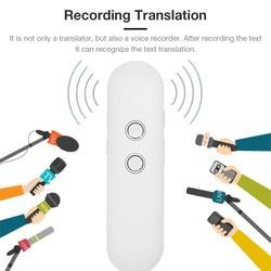 Translation Machine Smart Translator Instant Voice Take Photo Text Recording For Overseas Travel Business Communication El