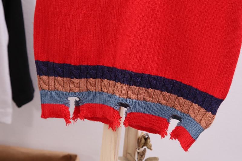 Купить осенняя детская одежда для малышей свитер мальчиков и девочек