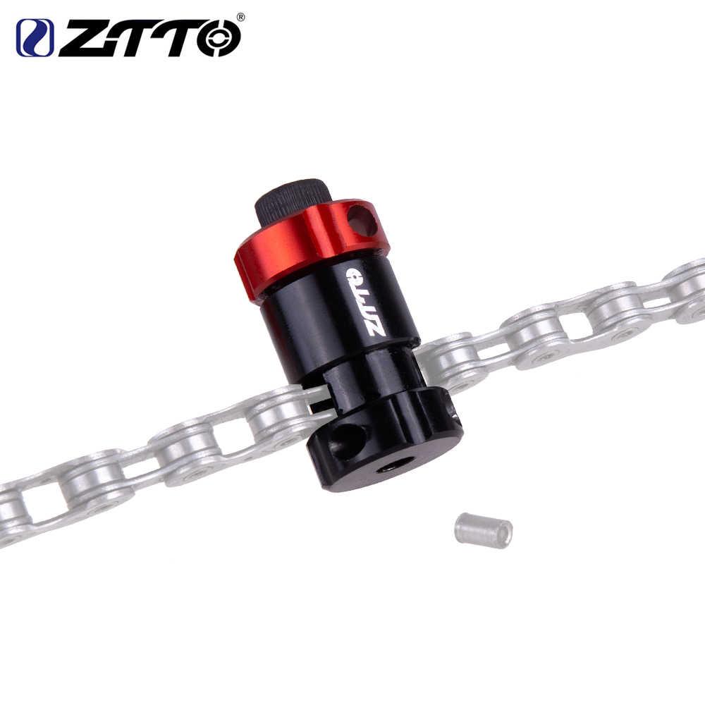 ZTTO CNC Sepeda Mini Pemotong Rantai Rantai Alat Perbaikan Sepeda Rantai Pin Splitter Link Breaker Rantai Menghapus Alat