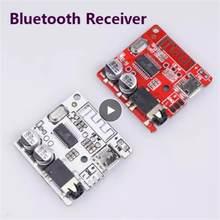 Diy bluetooth 5.0 receptor de áudio sem fio módulo adaptador mp3 bluetooth decodificador placa carro alto-falante áudio amplificador placa saída