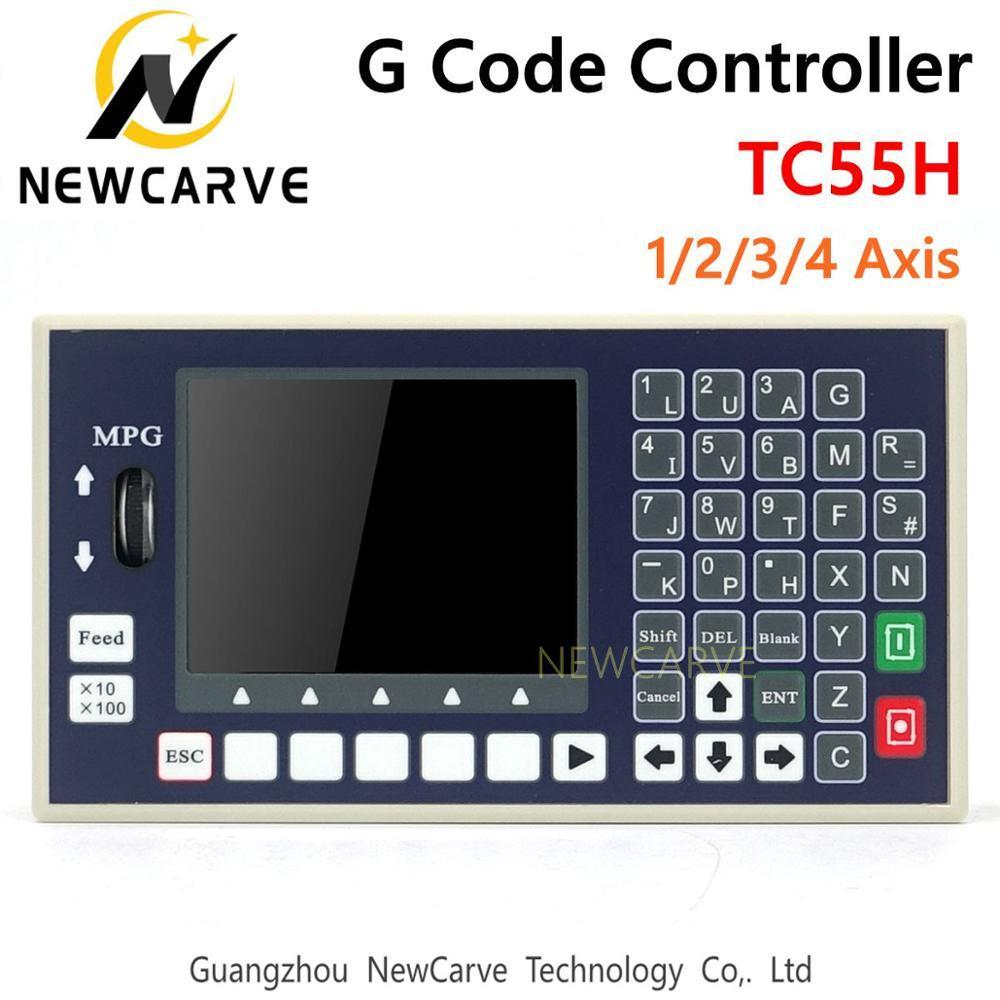 4 Axis CNC Motion Controller System Offline Servo Motor 400KHz for Carving Lathe
