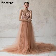 Блестящими блестками свадебное платье бохо с открытой спиной
