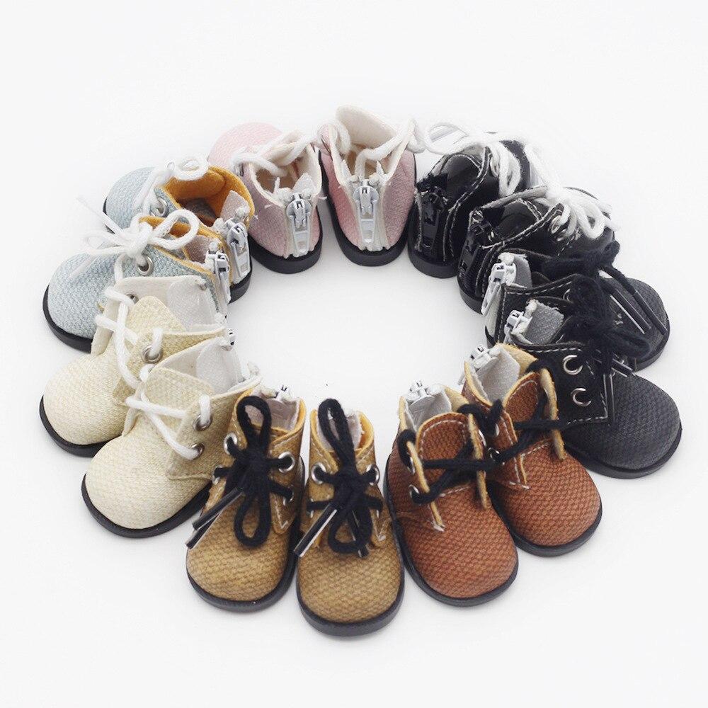 Bjd куклы ob Тканевая обувь с пятью разные цвета для подходит для 1/6 шарнирное тело