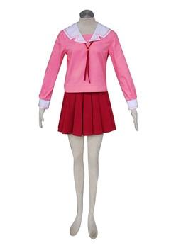 Azumanga Daioh traje de Cosplay de invierno uniforme escolar femenino
