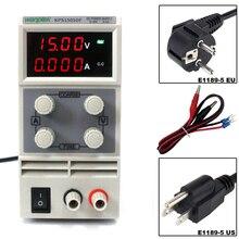 цена на 4 Pcs KPS1505DF 15V5A 110V-230V EU LED Digital Adjustable Switch DC Power Supply MA Display