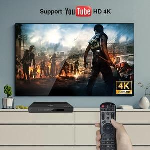 Image 3 - Smart TV Box A95X F2, Android 9,0, 4 Гб ОЗУ, 32 ГБ/64 ГБ, Android TV Box, Amlogic S905X3, Двойной Wi Fi, BT4.2, медиаплеер, Youtube, 4K Smart Box