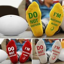 Противоскользящие мужские и женские спортивные носки, новинка, дышащие мягкие хлопковые носки для бега, баскетбола, велоспорта, хлопковые повседневные носки с буквенным принтом