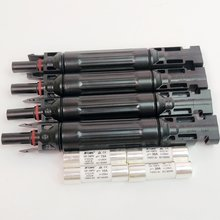 5 sztuk x złącza PV do paneli słonecznych z wbudowanym 30A/20A 15 Amp/10Amp złącze bezpiecznika liniowego 10A 15A 20A 30A