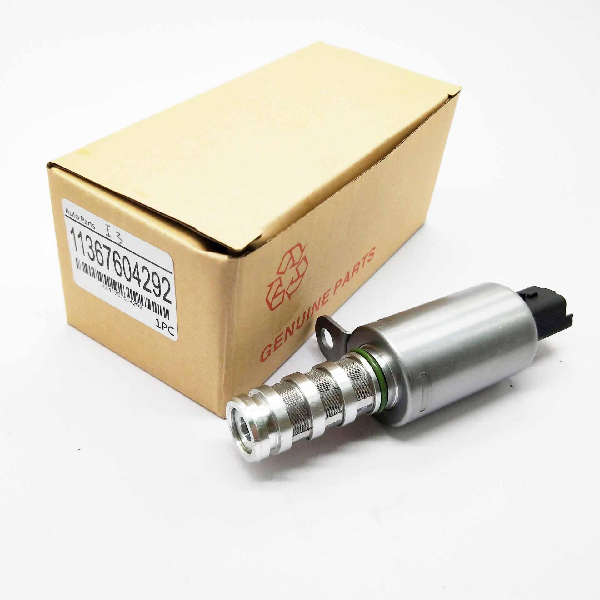 11367604292 Variable Valve Timing Control Solenoid Vanos For Citroen Peugeot 1 6 THP V758776080 11367587760 11368610388
