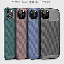 Full Cover Shockproof Case For iphone 11/11 Pro/11 Pro max TPU case Transparent Silicone Bumper for iphone x/xs/xr/xs Max case case for iphone 11 pro max soft tpu case ultra thin bumper case for iphone 11 pro case cover frosted shockproof covers