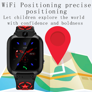 Image 3 - AISHI DS60 עמיד למים WIFI ילדים smart watch lbs מיקום sos 710 mah ארוך המתנה ספורט נייד טלפון שעון 1.44 אינץ tft מסך