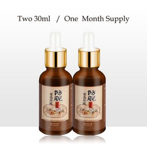 2pcs Hair Growth Oil for Anti Hair Loss Treatment Products Beard Oil Hair Root Hair Tonic Growth Hair Topical Solutions
