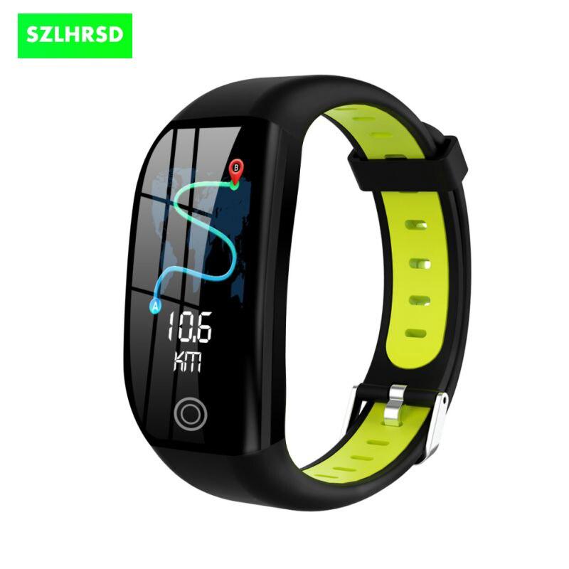 Смарт-браслет для Samsung Galaxy A71, A31, A41, A50s, A51, A21, с GPS-трекером, IP68, пульсометром и артериальным давлением
