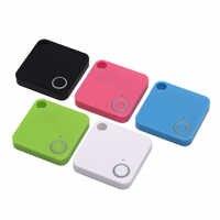 Anti-Verloren Diebstahl Gerät Alarm Bluetooth Remote GPS Tracker Kind Haustier Tasche Brieftasche Schlüssel Finder Telefon Box Suche Finder