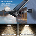 Открытый настенный фонарь беспроводной датчик движения солнечный светильник садовый светильник для двора крыльца тропинка двойного назна...