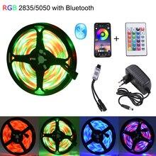 waterproof Bluetooth LED Strip RGB strip 5050 2835 LED