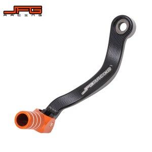 Image 5 - ذراع نقل التروس CNC للدراجة النارية ، دواسات مسند القدمين لـ KTM SX SXF XC XCW XCFW EXC MXC 125 150 250 450