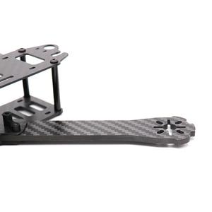 Image 5 - TCMMRC FPV Frame Boat X Wheelbase 220 мм 250 мм 4 мм Arm Carbon Fiber для FPV Racing Drone Frame Parts