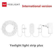 [الإصدار الدولي] شرائط مصباح yeelight بالإضافة إلى طبعة تمديد تمتد إلى 10 م 16 مليون RGB العمل إلى التطبيق المنزل الذكي