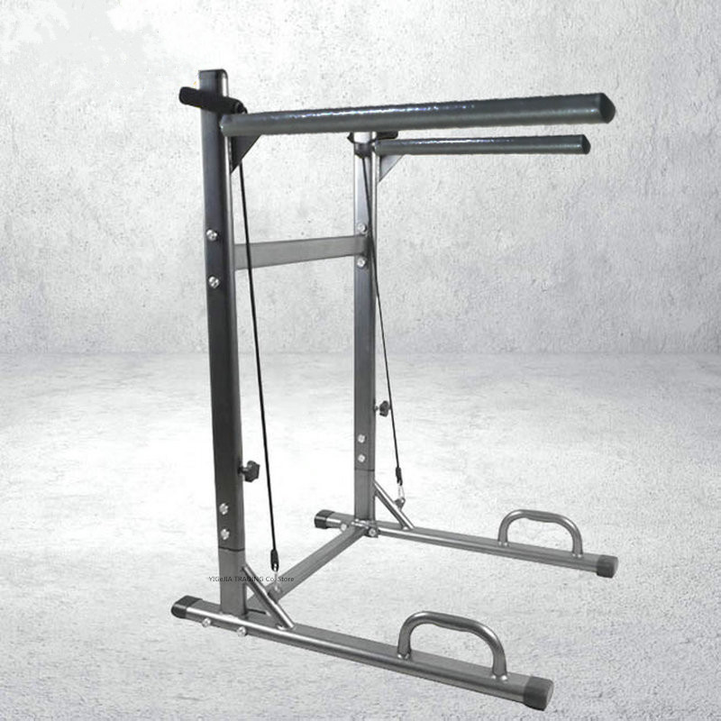 Gym Bar Pull-up Parallel Bar Multifunction Exercise Bar, Adjustable Horizontal Bars Dip Stand Parallel Bar Dip Station