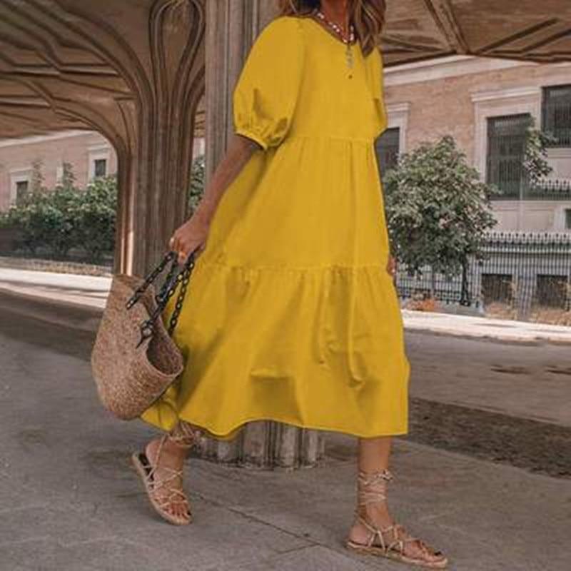vestido de verao vintage lanterna sexy 01