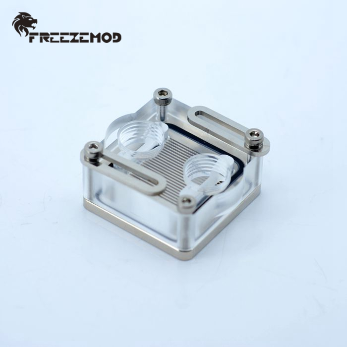 FREEZEMOD transparent computer water cooler block North and North Bridge cooling. BQ-5285N(China)