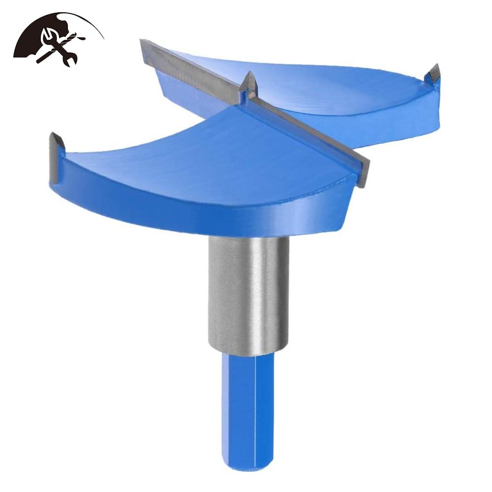 Forstner Drill Bits 40-100mm Auger Drill Bit Set Woodworking Drill Bit