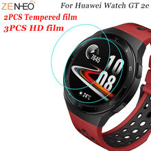 2/3 шт защитное закаленное стекло для huawei watch gt 2e 9h