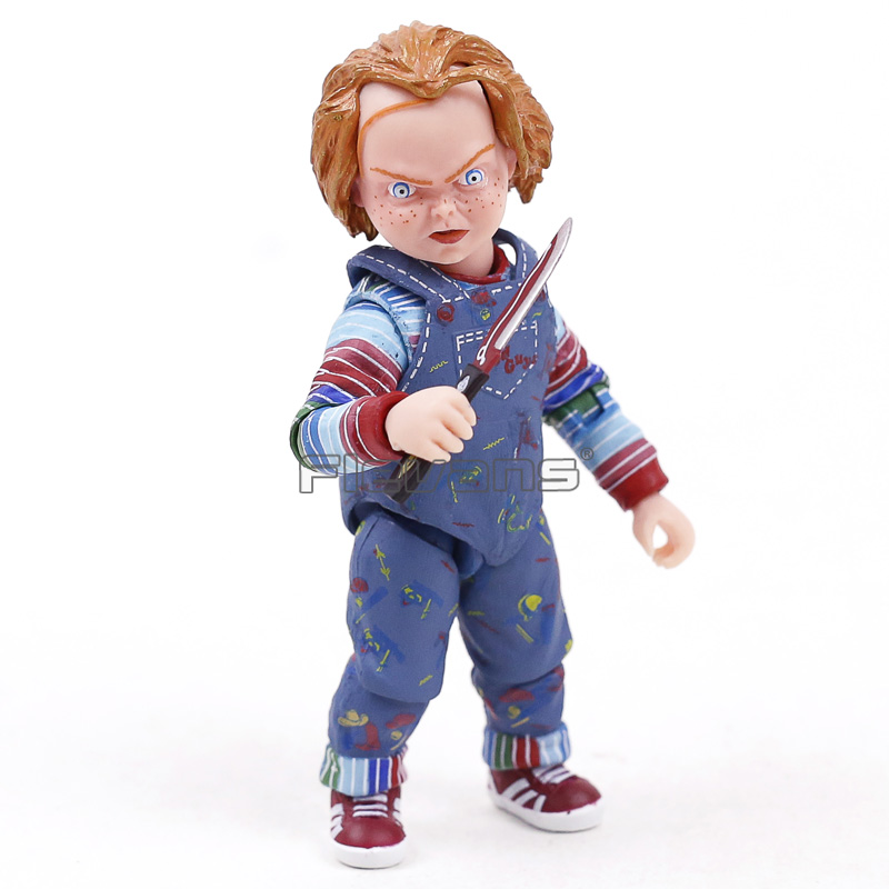 NECA Childs Play Ultimate Chucky PVC Action Figure Collectible Model Toy