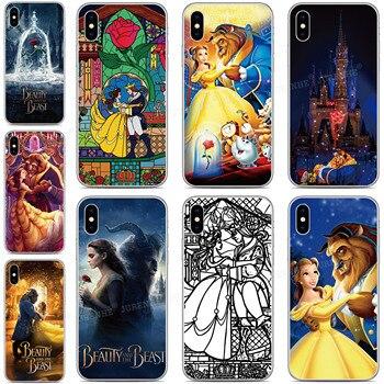 Перейти на Алиэкспресс и купить Чехол для телефона Beauty and The Beast для LG Stylo 6 5 4 Aristo 5 Plus K31 K51 Velvet V50 G7 G8 ThinQ K11 K10 K9 K8 Rakuten Mini Cover