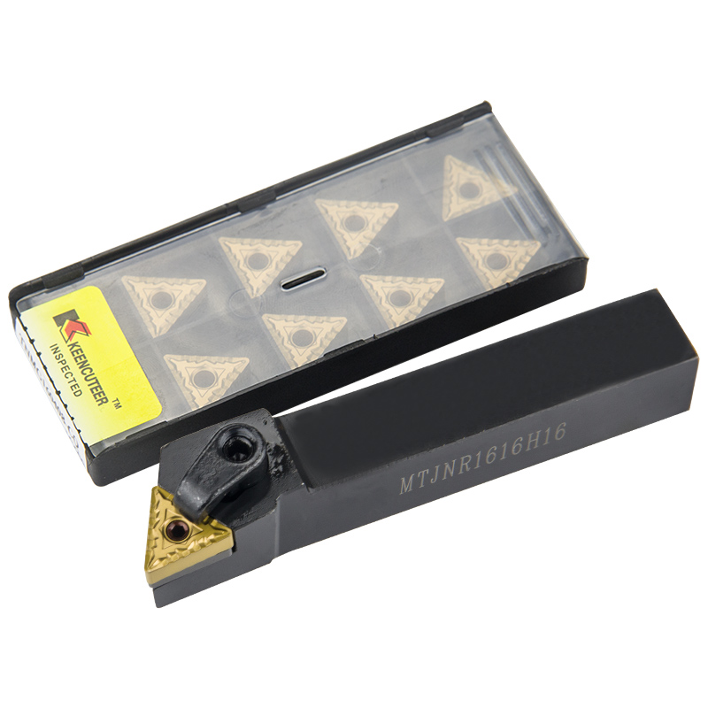 1pc MTJNR2020 MTJNR 1616 MTJNR2525 External Triangul Turning Tool Holder TNMG Carbide Inserts Lathe Cutting Tools Set