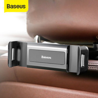 Baseus-Soporte de teléfono para asiento trasero de coche, accesorio plegable de rotación de 360 ° para tableta de 4,7-12,3 pulgadas, montaje de teléfono para Ipad