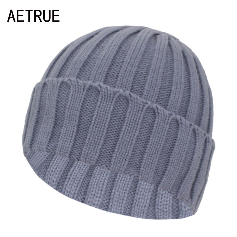 Skullies Beanies Men Winter Beanie Hat Women's Winter Hats For Women Caps Sport Bonnet Homme Gorro Skull Female Knitted Hat Cap