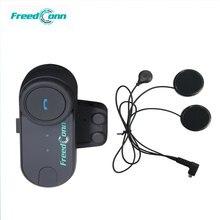FreedConn TCOM VB TCOMOS Bluetooth Không Dây Bảo Hiểm Tai Nghe Xe Máy Liên Lạc Nội Bộ Tai Nghe 3 Rider Không Dây Comunicador Full Mặt