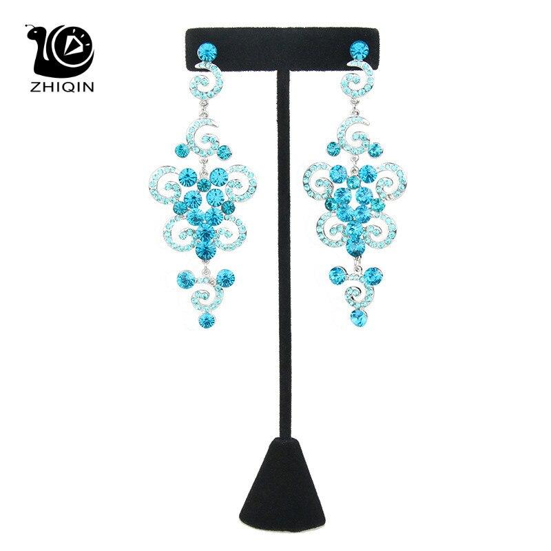 Black Velvet Jewelry Earring Display Ear Stud Holder Stand Hanger Show Rack Earring Holder Jewelry Display For Window Display