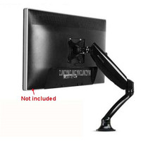 Universal Desktop LCD Monitor Mount Stand Display Screen Rack Holder Rotating Display Monitor Bracket Fit for 17 32 inch