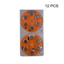 Máy Trợ Thính Điện Pin PR48 1.4V Cam Tab Kẽm Nút Không Khí Cell Pin E13 Thay Thế Cho A13 13 13A DA13 P13 ZA13
