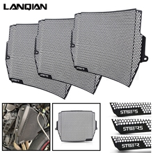 Motorcycle Radiator Grille Guard Cover For Triumph Street Triple 765 R S 2017 2018 2019 Street Triple 765 RS 2017-2019 Parts