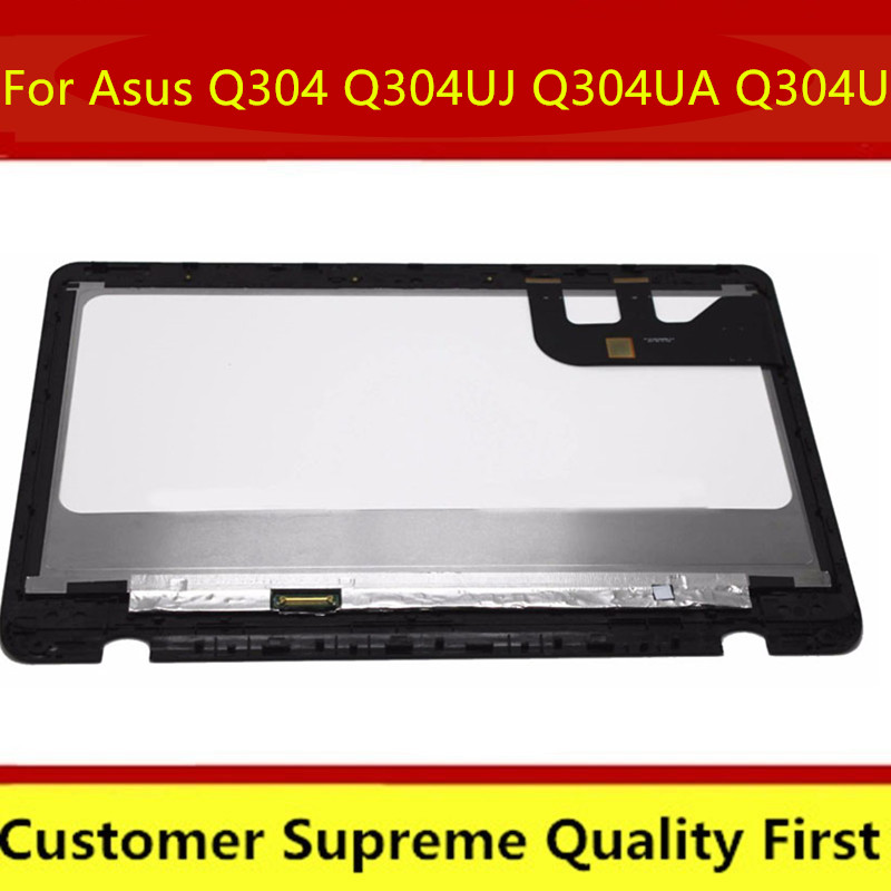 """13.3/"""" Touch Glass Lens Repair Part Asus Q304 Q304U No Touch Function As-Is"""